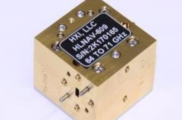 New low noise amplifier 64-71GHz